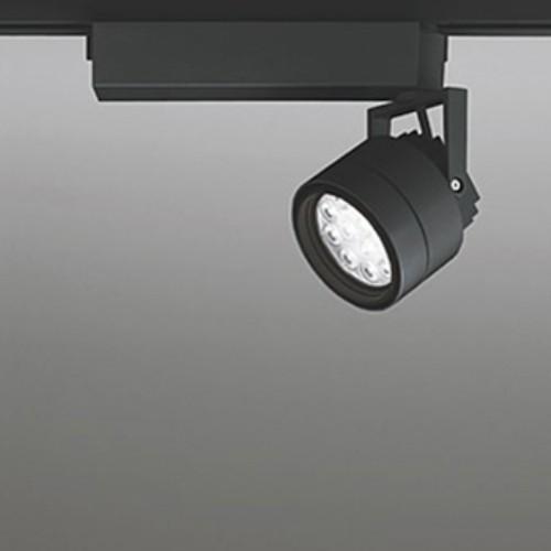 オーデリック LEDスポットライト CDM-T35W相当 4000K Ra85 配光角27° ブラック レール取付専用 XS256205 XS256205 XS256205 268