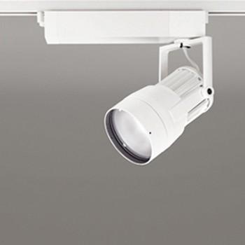 オーデリック LEDスポットライト CDM-T70W相当 4000K Ra95 配光角14° オフホワイト レール取付専用 XS411131H XS411131H XS411131H 8a2