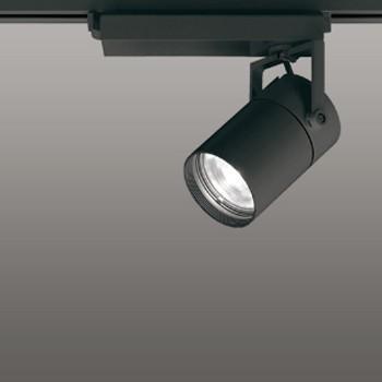 オーデリック LEDスポットライト CDM-T35W相当 2700K Ra95 配光角23° ブラック 調光可能 レール取付専用 XS512116HC