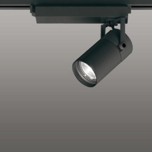 オーデリック LEDスポットライト CDM-T35W相当 3000K Ra95 配光角45° ブラック 調光可能 レール取付専用 XS513130HC