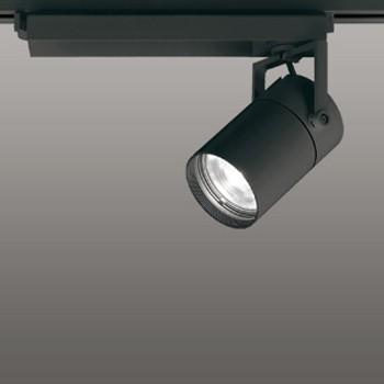 オーデリック LEDスポットライト CDM-T70W相当 3000K Ra95 配光角スプレッド ブラック 調光可能 レール取付専用 XS511130HBC