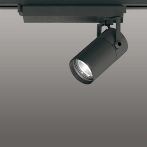 オーデリック LEDスポットライト CDM-T35W相当 4000K Ra83 配光角24° ブラック 調光可能 レール取付専用 XS513110BC