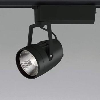 コイズミ照明 LEDスポットライト LEDスポットライト LEDスポットライト HID70W相当 2700K Ra97 配光角15° ブラック レール取付専用 XS45994L a1b