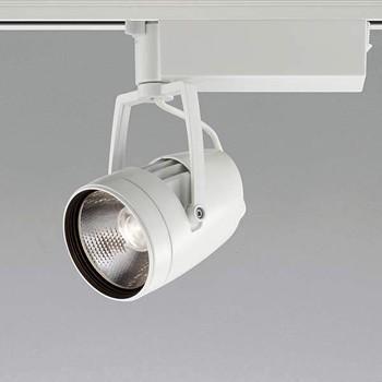 コイズミ照明 LEDスポットライト HID50W相当 3500K 3500K 3500K Ra97 配光角20° ファインホワイト レール取付専用 XS46015L 867