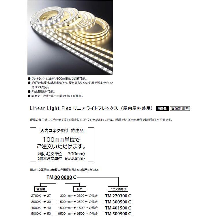 TM275200C コイズミ照明器具 ベースライト 間接照明 電源別売 LED 受注生産品