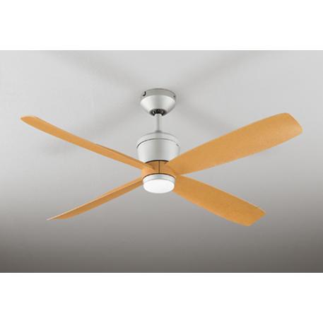WF081(別梱包2個口) オーデリック照明器具 シーリングファン シーリングファン 本体のみ リモコン付