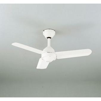 WF401 オーデリック照明器具 シーリングファン 本体のみ リモコン付