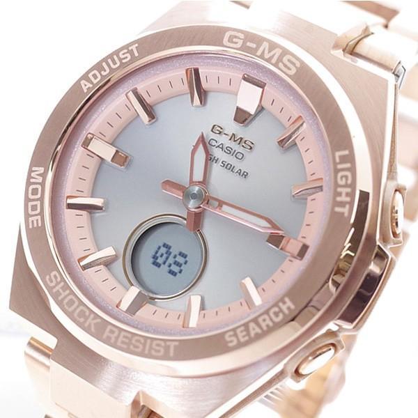 大きな割引 腕時計 カシオ CASIO 腕時計 レディース MSG-S200DG-4A Gミズ G-MS クォーツ シルバー ピンクゴールド (3-5日以内に出荷可能商品), アクアステラ 1dd51739