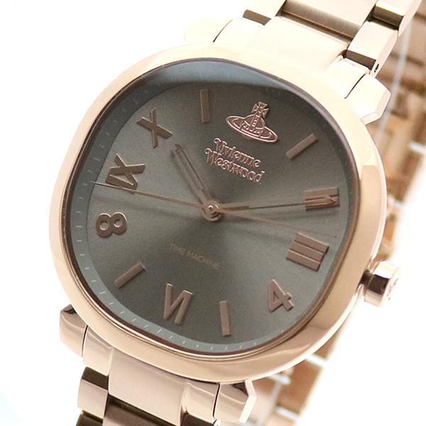 低価格の 腕時計 ヴィヴィアンウエストウッド VIVIENNE WESTWOOD 腕時計 レディース VV214RSRS クォーツ ブラウン ピンクゴールド(3〜5日以内に出荷可能商品), イナザワシ f9d07255