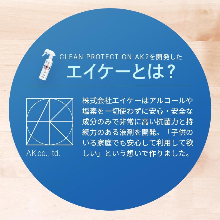 《ポイント10倍》【銅イオン光触媒スプレー】CLEAN PROTECTION 50ml (携帯用)除菌 抗菌 消臭 スプレー ウイルス対策 アルコール不使用 肌にやさしい 子供 akdesign 11