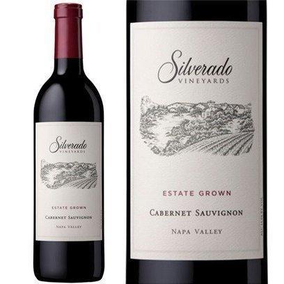 ナパバレー 赤ワイン (オーパス ワン ケンゾー エステートの隣の畑を使用したワイン) シルヴァラード カベルネ ソーヴィニヨン エステート ナパ ヴァレー 2017年|akemibeautyshop|11
