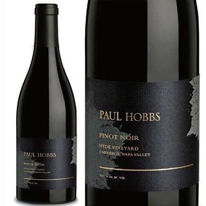 (ロマネコンティ(DRC)のオーナーがナパで手掛けるワインと同じ畑) ポール ホブス ピノ ワール ハイド ヴィンヤード カーネロス 2017年 750ml|akemibeautyshop|06