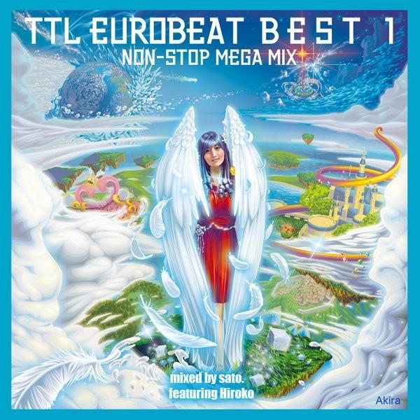 TTL EUROBEAT BEST1 / TTL SOUND|akhb