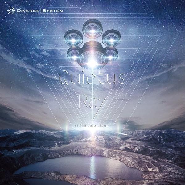 Quietus Ray −xi 5th solo album− / Diverse System|akhb