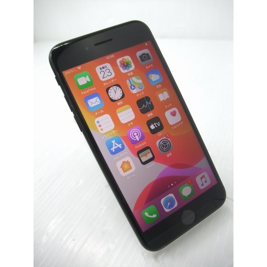 中古 スマートフォン softbank Apple iPhoneSE 第2世代 64GB ブラック MX9R2J/A ※ネットワーク利用制限「△」判定|akiba-yushop