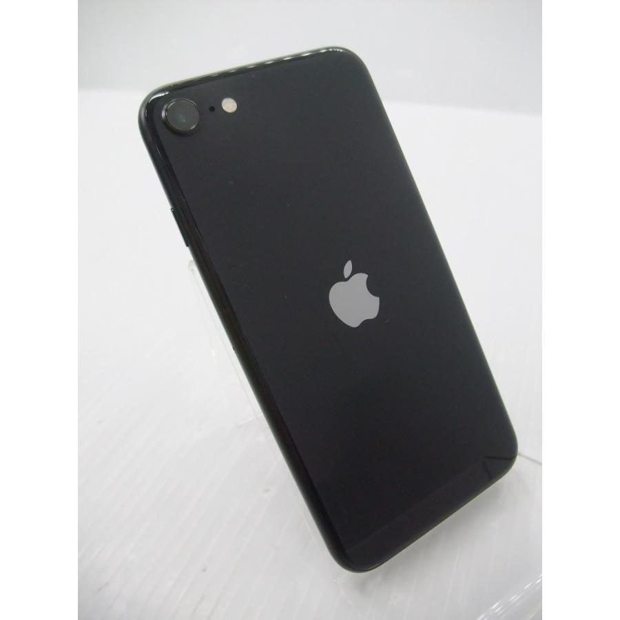 中古 スマートフォン softbank Apple iPhoneSE 第2世代 64GB ブラック MX9R2J/A ※ネットワーク利用制限「△」判定|akiba-yushop|03
