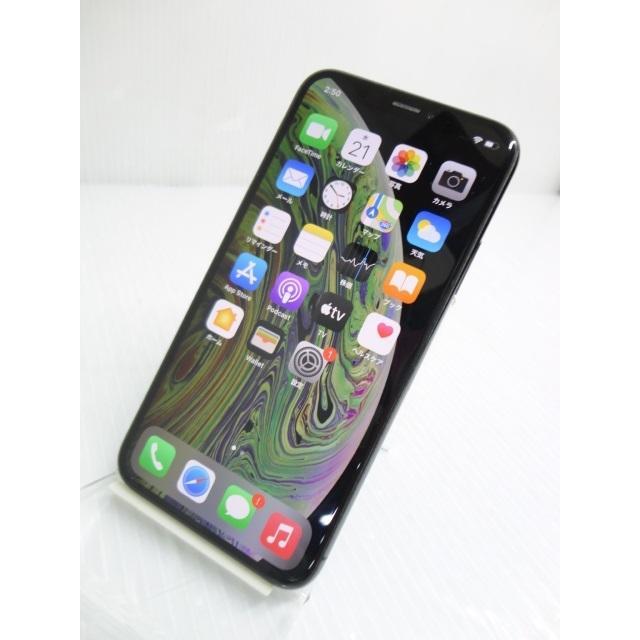 中古 スマートフォン softbank Apple iPhoneXS 256GB スペースグレイ MTE02J/A ※難あり※ネットワーク利用制限「△」判定 akiba-yushop 02