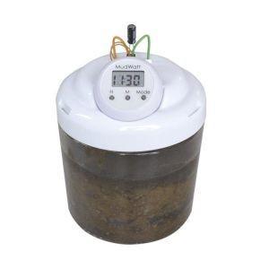 微生物燃料電池実験器 MudWatt 1-123-535