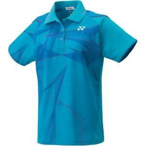 ヨネックス Yonex ゲームシャツ レディース ブライトブルー M 20444