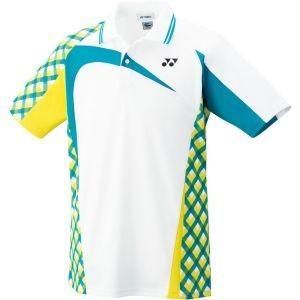 ヨネックス Yonex ゲームシャツ メンズ ホワイト XO 10268