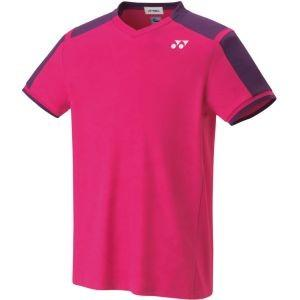 ヨネックス Yonex ユニセックス ゲームシャツ フィットスタイル ベリーピンク L 10271