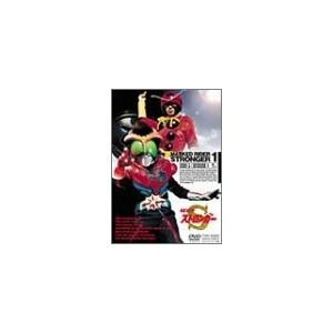 仮面ライダーストロンガー DVD全4巻セット [dvd]