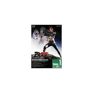 仮面ライダーBLACK DVD全5巻セット [dvd]