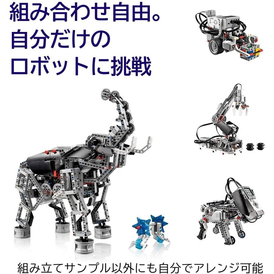 レゴ LEGO EV3 45544 マインドストーム 教育用 1年保証 Mindstorm Core プログラミング ロボット|akindoyamaru|02