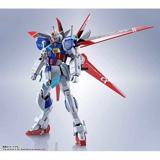 (カード払のみ) METAL ROBOT魂 (SIDE MS) フォースインパルスガンダム akism 02
