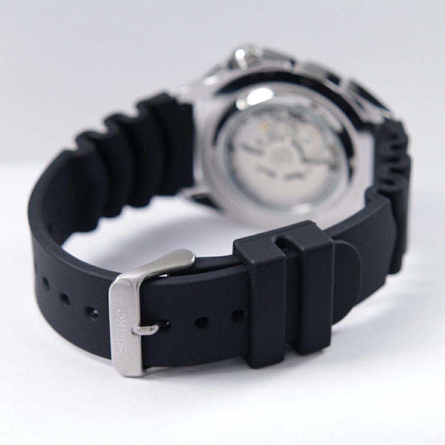 セイコー SEIKO 5 スポーツ 腕時計[日本製]海外モデル 自動巻き ブラック SNZE81J2 メンズ [逆輸入品] akky-international 06