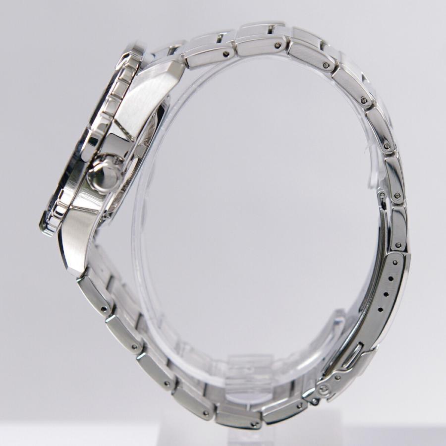 セイコー SEIKO 5 SPORTS【日本製】腕時計 海外モデル 自動巻き ブラック文字盤 SNZJ05J1 メンズ [逆輸入品]|akky-international|04