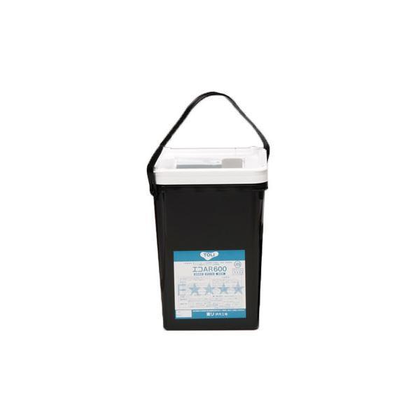 東リ接着剤 東リ接着剤 エコAR600 15kg缶 (約50m2分)+クシハケ (日本製)