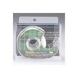 (まとめ売り×100) スリーエム 3M メンディングテープ 810118D 18mm×30m