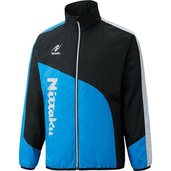 ニッタク(Nittaku) ライトウォーマー CUR シャツ NW2840 ブルー SS | スポーツ用品・スポーツウェア