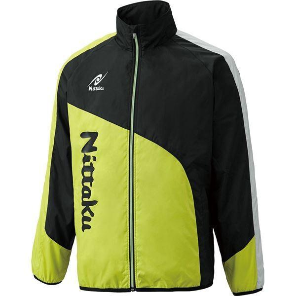 ニッタク(Nittaku) ライトウォーマー CUR シャツ NW2840 グリーン SS | スポーツ用品・スポーツウェア