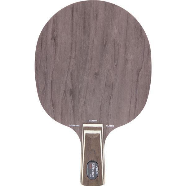 卓球用品 | STIGA(スティガ) 中国式ラケット OFFENSIVE CLASSIC CARBON PENHOLDER(オフェンシブクラシックカーボン ペンホルダー)