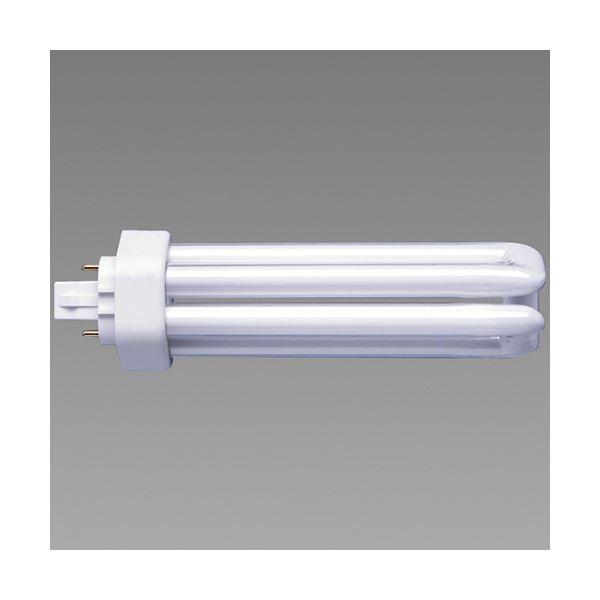 家電 | NEC コンパクト形蛍光ランプHfカプル3(FHT) 24W形 3波長形 電球色 FHT24EXLキキ 1(10個)