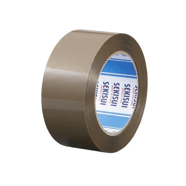 セキスイ セキスイOPPテープ P82B3JA 6巻パック 茶(×30)