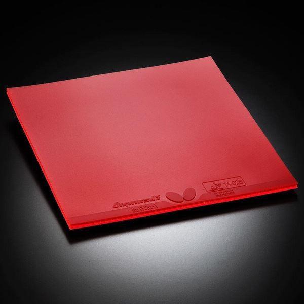 卓球用品 | バタフライ(Butterfly) 裏ラバー DIGNICS 05(ディグニクス 05) 06040 レッド TA(特厚)