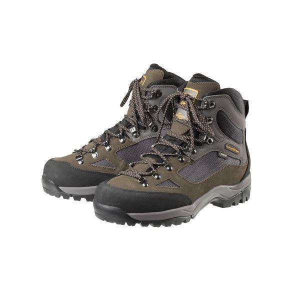トレッキングシューズ登山靴 (ブラウン 23.0cm) ゴアテックス フルインソール 『GRANDKING グランドキング GK8X』 | スポーツ・レジャー