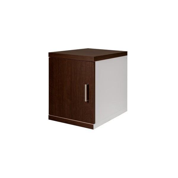 収納家具 | 薄型サイドボックス ロータイプ ロータイプ BR ブラウン