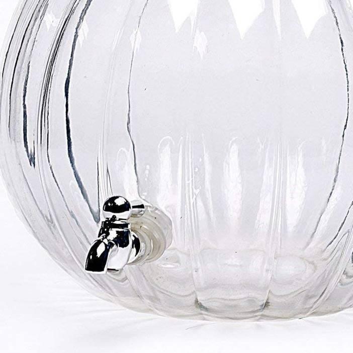 飲料水サーバー ビバレッジディスペンサー ドリンクディスペンサー パンプキン 飲料サーバー 約7.2L カボチャ型 ハロウィン Pumpkin Beverage Dispenser|akt8|03