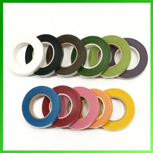 フローラルテープ 1巻 フローラテープ 激安特価品 初回限定 880001 花材 紙テープ