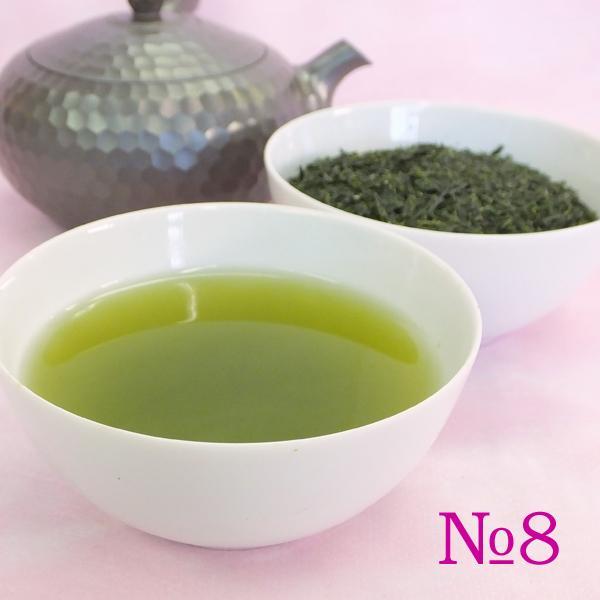 ポイント 500 ポイント消化  お試し 国産 高級茶 郵送・クリックポスト発送限定送料無料 高級五種茶|akutsu-chaho|05