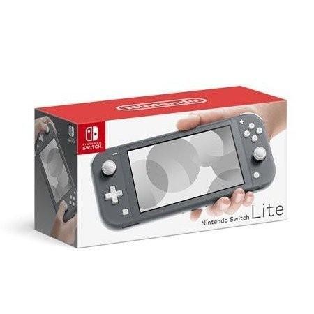 送料無料 新品 Nintendo Switch Lite ニンテンドースイッチ ライト 本体 グレー HDH-S-GAZAA(JPN) 北海道、沖縄、離島不可