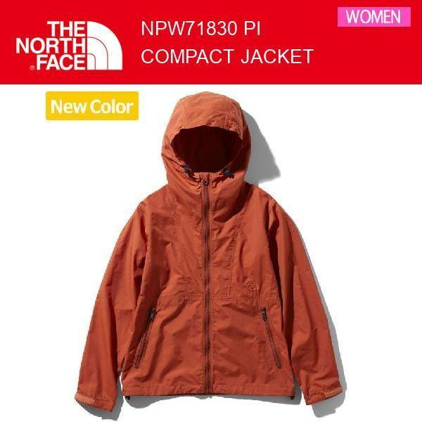 19fw ノースフェイス コンパクトジャケット レディース CompactJacket NPW71830 カラー PI THE NORTH FACE 正規品