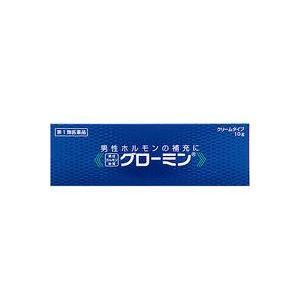 高額売筋 第1類医薬品 グローミン 10g 男性ホルモン外用薬 性機能改善 激安格安割引情報満載 32360
