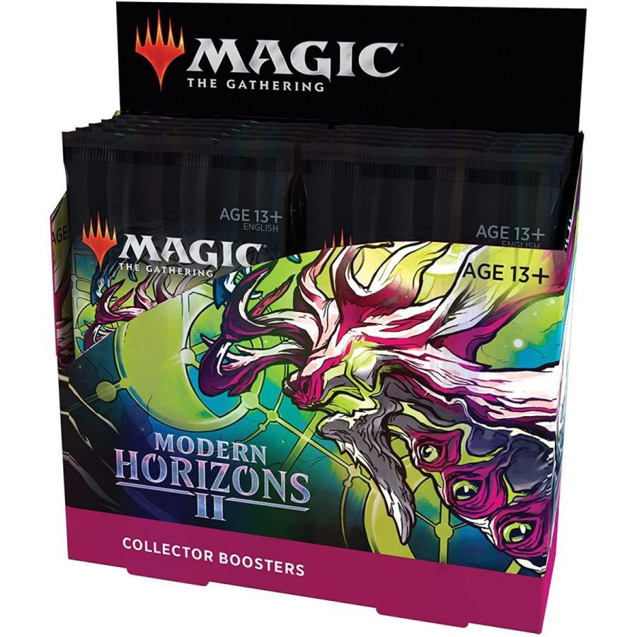 モダンホライゾン2 英語版 ランキングTOP10 コレクター ブースター マジック:ザ MTG 信用 ギャザリング 1BOX