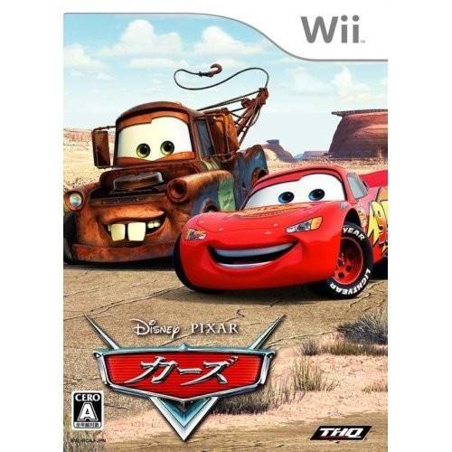 カーズ(Wii) THQジャパン (分類:Wii ソフト)