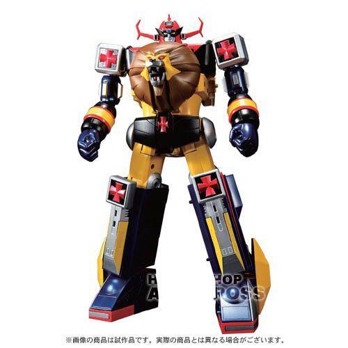 超合金魂 GX-59 未来ロボ ダルタニアス